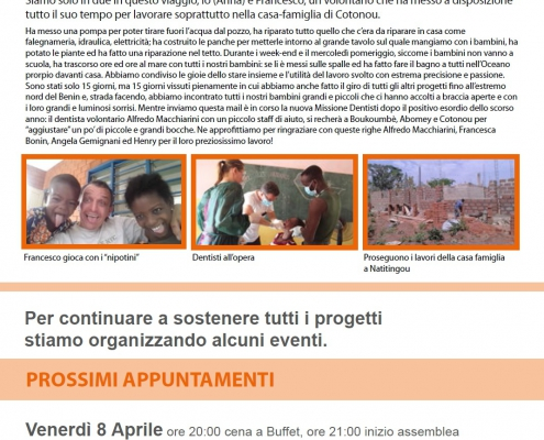 newsletter marzo aprile 1