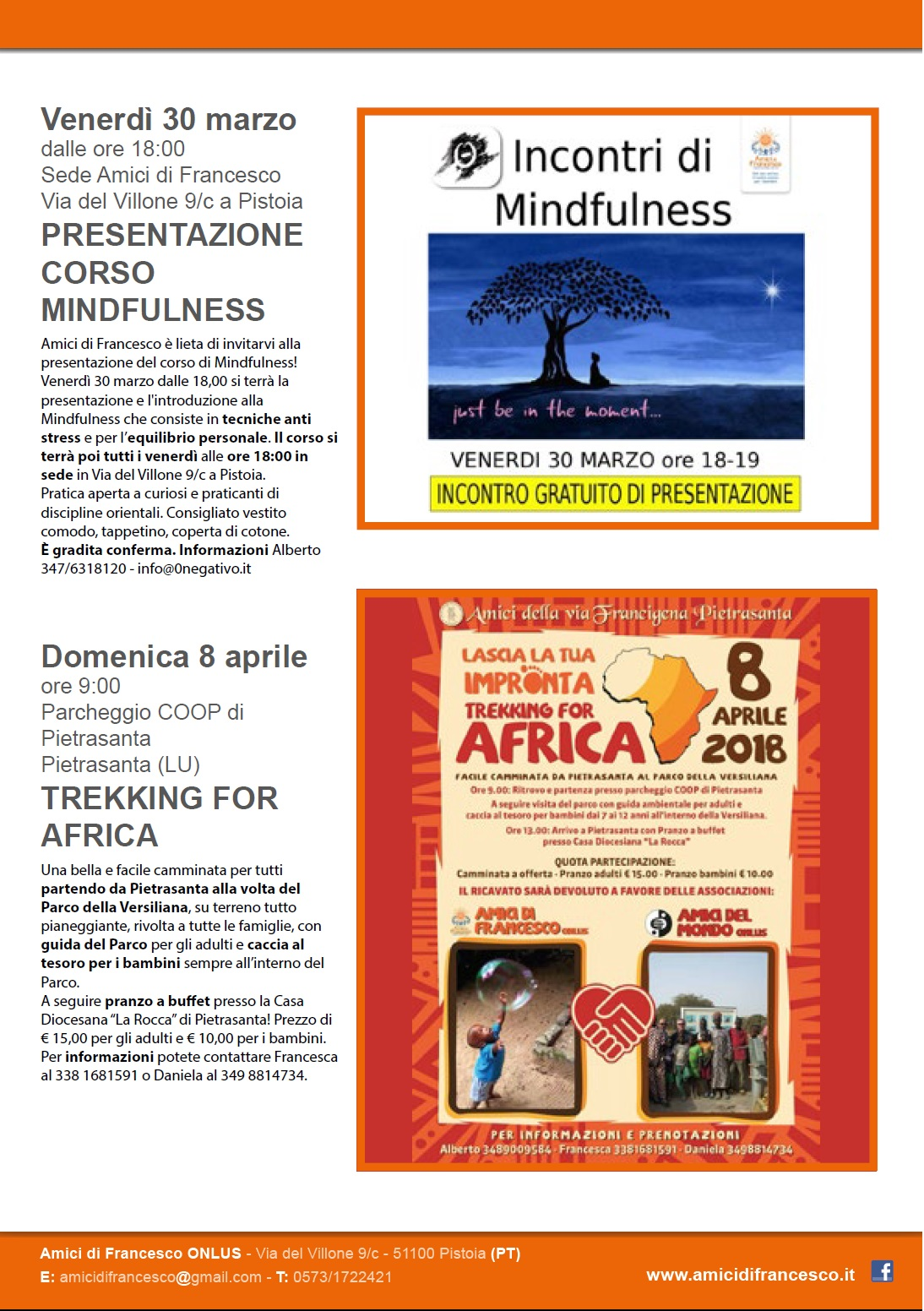 Newsletter Marzo Aprile 18-2