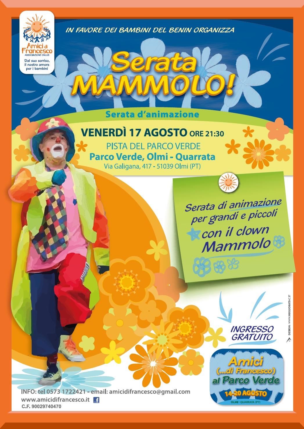 Locandina Mammolo PV18